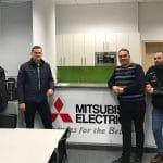 Szkolimy się z firmą Mitsubishi Electric!